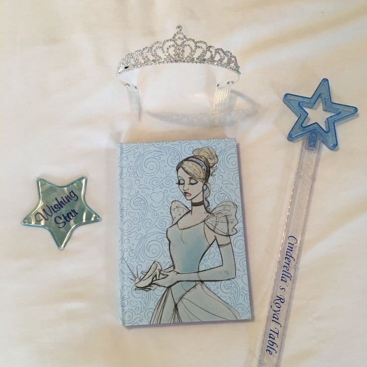 Cinderella Notebook