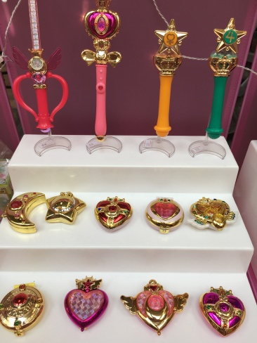 Sailor Moon Lockets