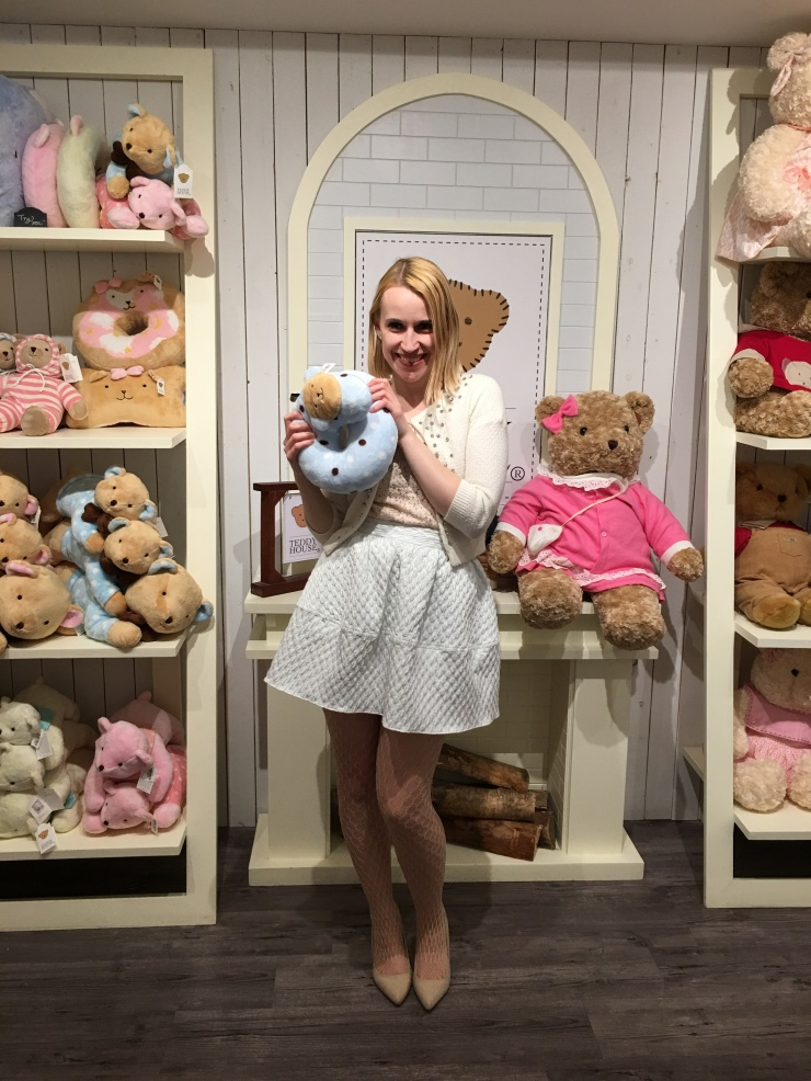 Teddy Bear Cafe