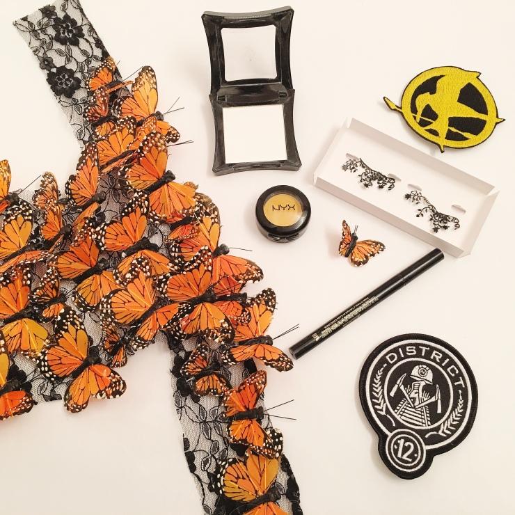 Effie Trinket Make up Supplies