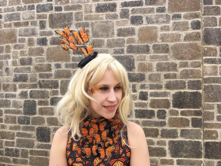 Effie Trinket Make up